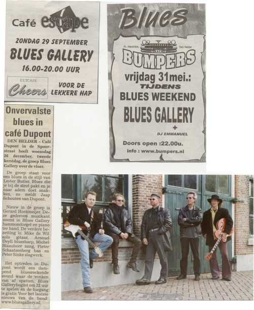 Blues Gallery